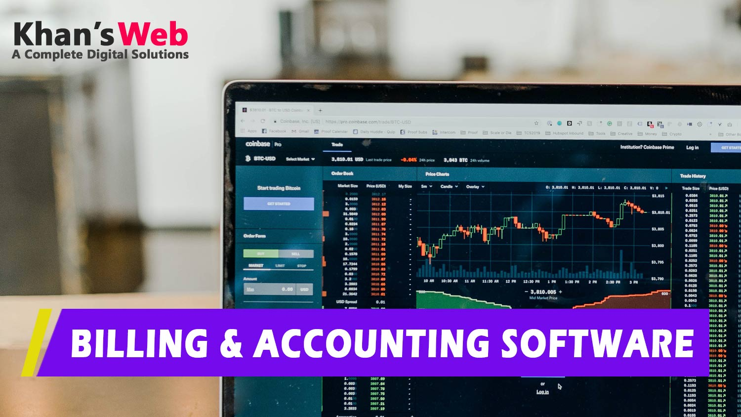 Billing & Accounting Software Khansweb