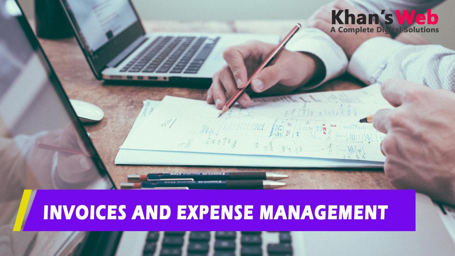 Expense and Customer Management